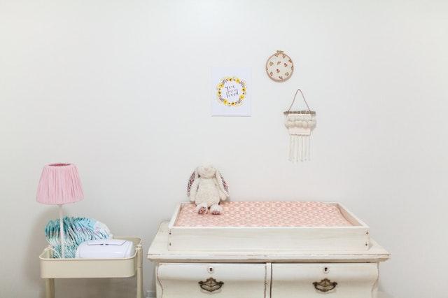 muurstickers in de babykamer
